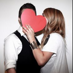 Me & my wife posing for a valentines day article. Happy Love day ya'll.