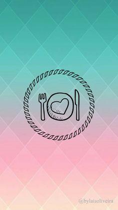Destaques instagram #stories #highlights #destaques #instagram #icons #destaquesinstagram @bylaisoliveira