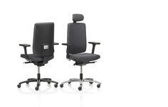 James+ Martela James+, een bureaustoel van PLAN@OFFICE ontworpen door Martela door Iiro Viljanen.