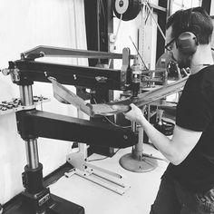 Images about #hammerfab tag on instagram Planishing Hammer, Metal Working Tools, Sheet Metal, Blacksmithing, Metal Art, Motorcycle, Car, Instagram, Ideas