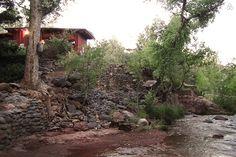 Chap's Enchanted Cozy Creek Cottage - vacation rental in Sedona, Arizona. View more: #SedonaArizonaVacationRentals