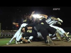 Relive the excitement of the winning the National Championship with Voice of the Commodores Joe Fisher calling the final out! Vanderbilt Commodores, National Championship, Nashville, Finals, Fisher, Congratulations, University, College, Sporty