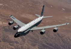 RC-135, My brother's plane!