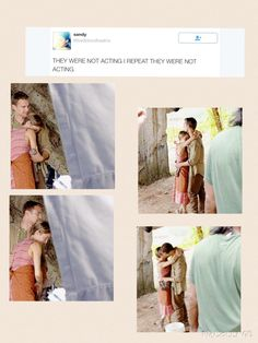 THATS NOT IN THE MOVIE SO ITS EITHER IN DELETED SCENES OR ITS SHEO