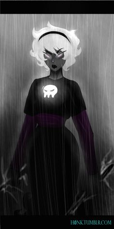 30 day homestuck challenge day 1 Favorite beta kid goes to Rose Lalonde!(::::