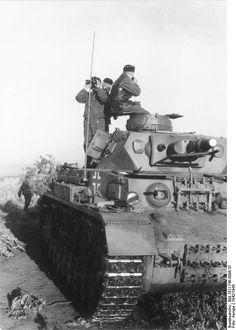 Pz.Kpfw. IV Ausf. F, Russia, 1942/43