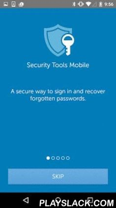 Dell Security Tools Mobile  Android App - playslack.com ,  Dell Data Protection | Security Tools Mobile provides a secure way to reset a forgotten password on your Windows computer. Security Tools Mobile will enable you to generate a secure One-Time Password (OTP) on your mobile phone that can be used in place of the forgotten password on your PC. Simply enroll Security Tools Mobile with the Dell application (see system requirements below) on your PC. The enrolled device will then be able to…