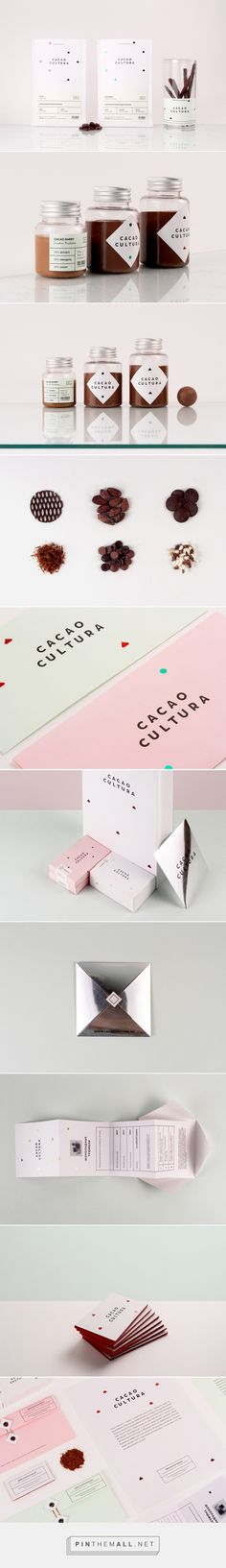 Cacao Cultura Designed by Vladimir Shlygin #packaging #branding #identity
