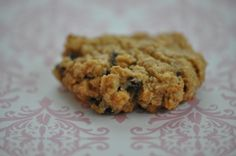Canyon Ranch Oatmeal Cookie recipe (uses much less butter than most oatmeal cookie recipes & adds low-fat cream cheese to batter - can't wait to try!)