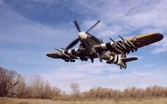 Hawker Typhoon Mk IB - BFD