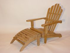 How to Build a Adirondack Chair