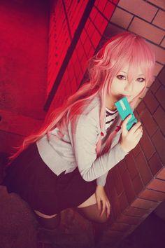 Yuno Gasai | Mirai Nikki Cosplay
