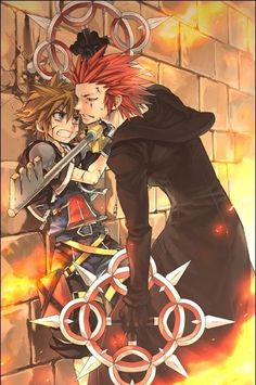 I do not ship this. I honestly just think it looks like the climax of an epic fight.