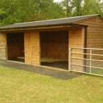Mobile Field Shelters – Why they do not require planning permission - Stable Doctor