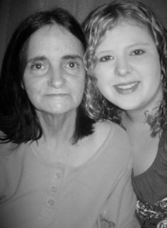 This is my adopted mother. She always pushed to keep writing, to sing the music I wrote, and to be something. She believed in my writing and had high expectations for me. She always told me that I would be a great writer one day that I only needed to believe  in myself.