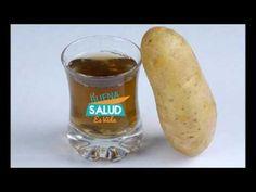 Jamás imaginé que este simple jugo podía curar tantas enfermedades... - YouTube