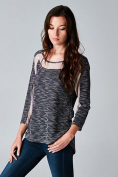 Noah Top | Women's Clothes, Casual Dresses, Fashion Earrings & Accessories | Emma Stine Limited