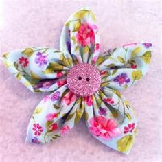 hand sewn flowers - - Yahoo Image Search Results