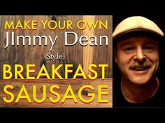 Make your own breakfast sausage for half price (easy) How To Make Sausage, Food To Make, Sausage Making, Ground Venison Recipes, Homemade Breakfast Sausage, Breakfast Recipes, Dinner Suggestions, Make Your Own, Make It Yourself
