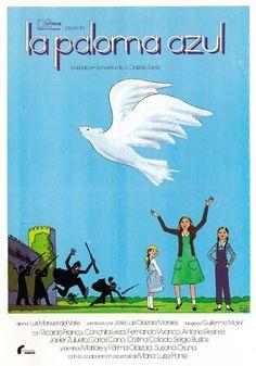 La paloma azul (1980) de Luis Manuel del Valle - tt0081300