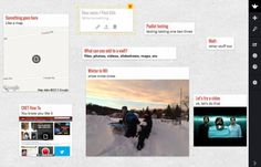 Throw ideas against a virtual wall with Padlet web app