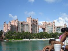 Bahamas - Atlantis by sm3287, via Flickr