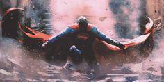 Ecco una serie di nuovi concept realizzati per Batman v Superman: Dawn of Justice, cinecomic arrivato nelle sale due anni fa
