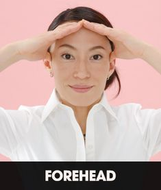 Face Yoga Method - Forehead Exercises