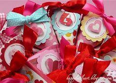 """""""Sour Cream"""" Container Valentines"""