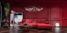 Sofa Bullet od Befame już w Le Pukka! Angles, Style Simple, Paros, Barcelona Chair, Kingston, Red Roses, Sofas, Lounge, Couch