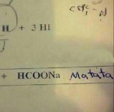 Funny Test Answers Humor Hilarious 15 New Ideas Funniest Kid Test Answers, Kids Test Answers, Funny Kid Answers, Chemistry Jokes, Science Jokes, Biology Humor, Grammar Humor, Chemistry Class, Organic Chemistry Humor