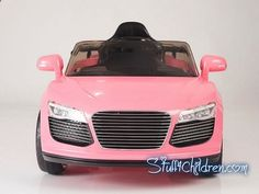 MP3 players for sports Stuff4Children.com - Audi R8 Electric Cars for Kids to Ride 12V Parental Remote Control Adjustable Seatbelt for Safety MP3 Hookup Music Best in Battery Operated Toy Car Models for Kids to Drive Toddlers Audi kids car pink - One of the best MP3 players in the market. It is submersible up to two meters, is available in five colors.