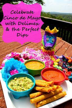 Celebrate Cinco de Mayo with Delimex