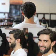El despues del cliente de @phillyppo #bobstdo #bobheadphillypo #barbershop #barberia #hairstyle #menhairstyle #barber #scl #lastarria @conicena @foxtrot_art