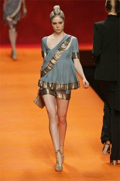 Hermès Spring 2008 Ready-to-Wear Collection Photos - Vogue