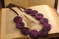 Eco Friendly Handmade Necklace