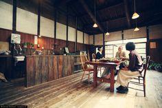 Japon Vu de l'Intérieur - la cathédrale des Morita