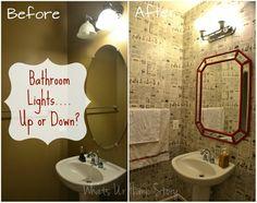 Bathroom Fixtures Up Or Down rv bathroom door handle | bathroom decor | pinterest | door