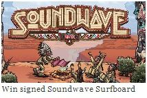Three Injured At 'Soundwave' Sydney Festival, Sunday February - ARIA Music News Win Free Stuff, System Of A Down, Live Laugh Love, Sound Waves, Lineup, Touring, Surfboard, Announcement, The Good Place