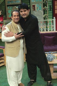 The Kapil Sharma Show: Behind The Scenes Photogallery - Times of India