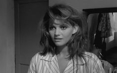 Claudia Rose Cardinale in La Ragazza con la valigia (1961)