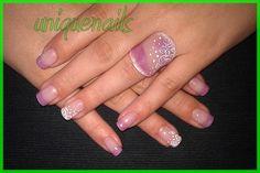 Nails mit Ring
