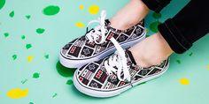 Nintendo fans will geek out over Vans' new shoe line