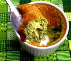 Pitadinha: Falso suflê verde
