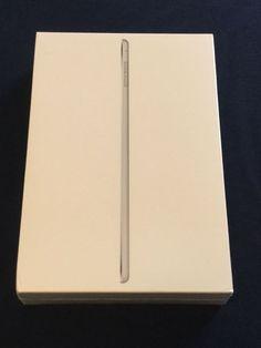 Apple iPad Mini 4 WiFi Only Silver or Gold 16GB NIP Sealed Ready To Go #Apple