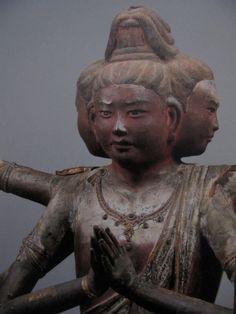 興福寺 国宝阿修羅像Koufukuji Ashurazou, National Treasure in Japan