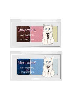 Choupette Lagerfeld's Beauty Line Lands on Shelves Today