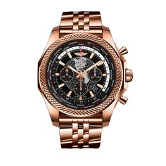 #Breitling #Bentley B05 #Unitime  Rose Gold #Watch