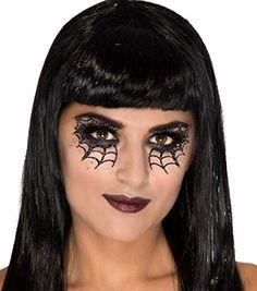 Rubie's Web Vixen Face Mask Tattoo for sale online Halloween Makeup Looks, Halloween Masks, Halloween Make Up, Halloween Ideas, Trendy Halloween, Scary Halloween, Best Temporary Tattoos, Fake Tattoos, Mask Tattoo