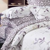 Found it at Wayfair - Iris 220 Thread Count Queen Sheet Set
